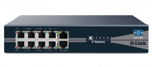 SMB Enhanced IP Pbx DVX-3000