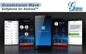 SOFT PHONE APP GRANDSTREAM WAVE