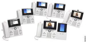 CISCO IP PHONE 8800 SERIES