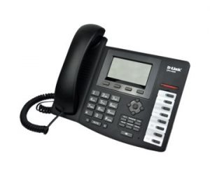 4000 SERIES SIP BUSINESS PHONE DPH-400SE_F4
