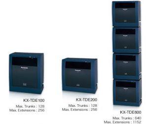 kx-tda100/200/600 pbx