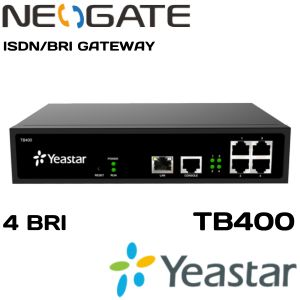 VOIP GATEWAY TB400 installation