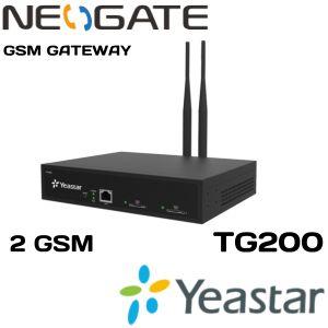 Yeastar Neogate TG200 2 GSM Gateway installation