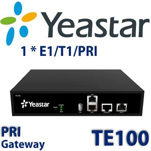 Yeastar-TE100-1PORT-PRI-Gateway