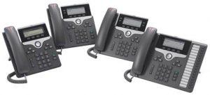 CISCO IP PHONE 7800 SERIES