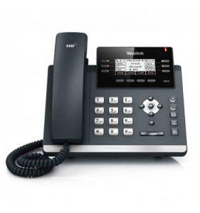 yealink ULTRA ELEGANT GIGABIT IP PHONE SIP-T42G