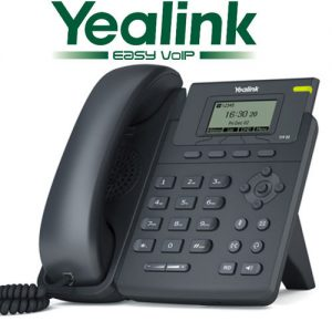 ENTRY LEVEL IP PHONE WITH 1 LINE SIP T19PE2
