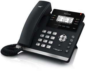 yealink ULTRA ELEGANT GIGABIT IP PHONE SIP-T42G