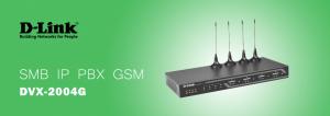 SMB IP PBX GSM DVX-2004G-DUBAI