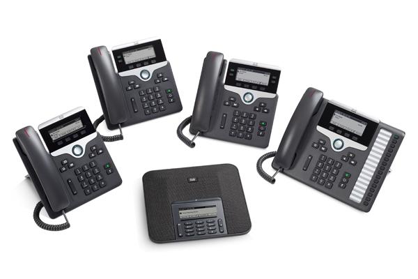 CISCO IP PHONE 7800 SERIES – PBX SYSTEM INSTALLATION CONFIGURATION