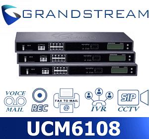 Grandstream-IPPBX-UCM6108-UAE