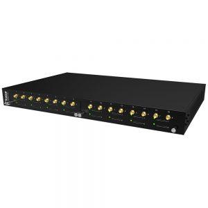 Yeastar TG1600 VoIP GSM Gateway installation dubai