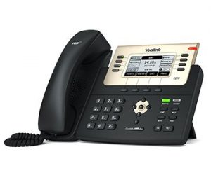 ENTERPRISE HD IP PHONE SIP T27P