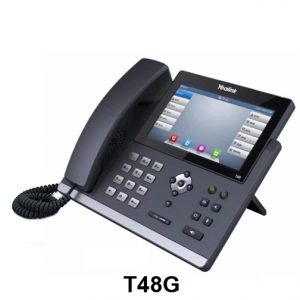 ULTRA ELEGANT GIGABIT IP PHONE SIP-T48G